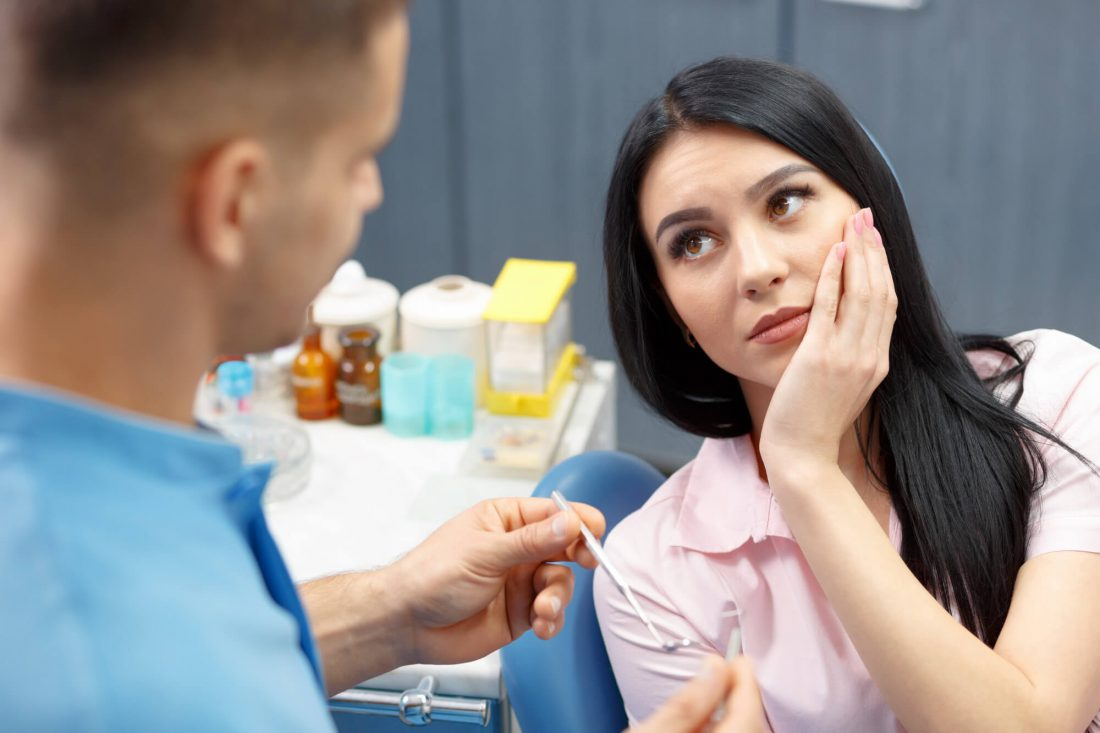 How Our Cosmetic Dentistry Can Help Ease Jaw Pain